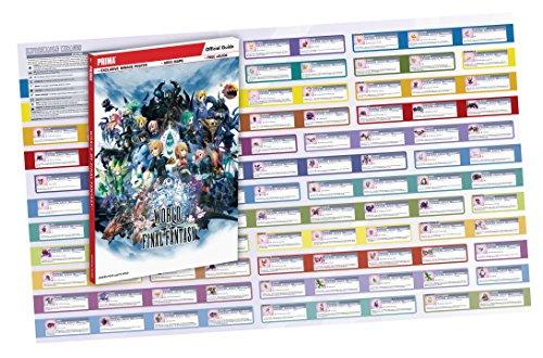 World of Final Fantasy: Tran, Long; Hatchett, Geson