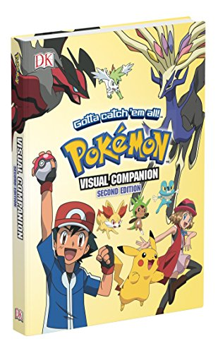 9780744017601: Pokémon Visual Companion, Second Edition