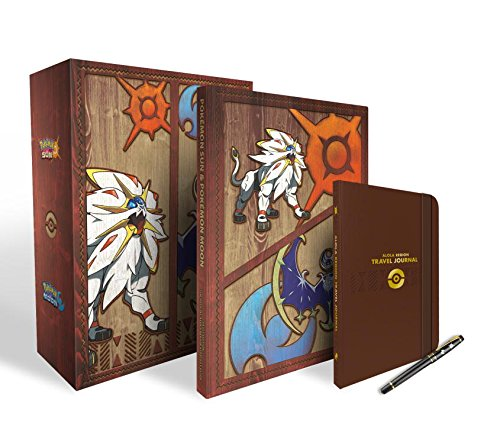 9780744017861: Pokémon Sun and Pokémon Moon: Official Strategy Guide Collector's Vault