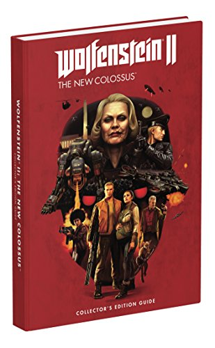 Download Wolfenstein II: The New Colossus: Prima Collector's Edition Guide