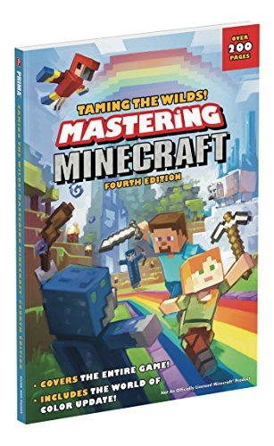 9780744018912: Taming the Wilds! Mastering Minecraft: Fourth Edition