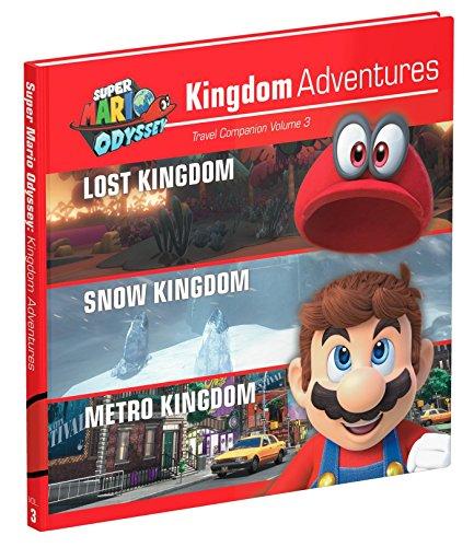 Super Mario Odyssey Kingdom Adventures Vol 3