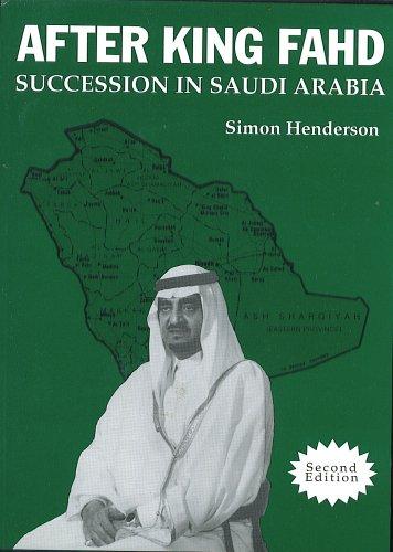 9780744029550: After King Fahad; Succession in Saudia Arabia