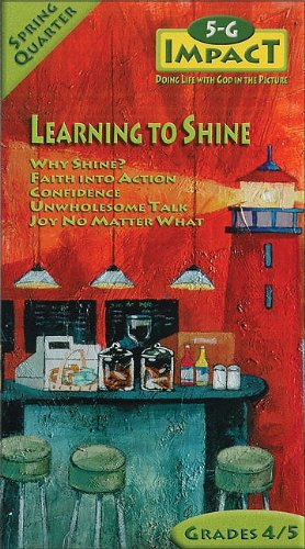 9780744142952: 5-G Impact Spring Quarter Learning to Shine Video: Doing Life with God in the Picture (Promiseland)