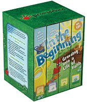 9780744182620: In the Beginning - Growning Into a Life of Faith (52 Sunday School Lessons for Children age 3-5 on 24 CD's)