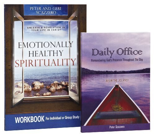 9780744198720: Emotionally Healthy Spirituality Small Group Leader Kit