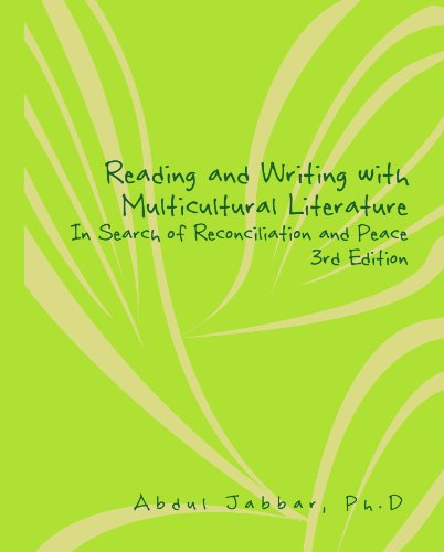 9780744222814: Reading and Writing with Multicultural Literature: In Search of Reconciliation and Peace
