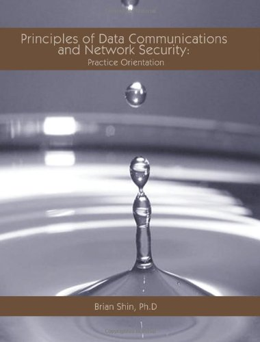 9780744224276: Principles of Data Communications and Network Security: Practice Orientation
