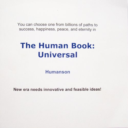 9780744232806: The Human Book: Universal
