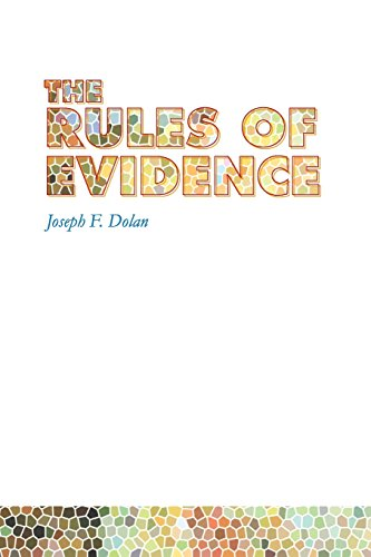 9780744251104: The Rules of Evidence