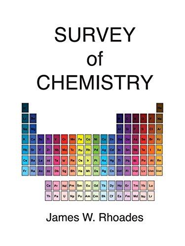 9780744257083: Survey of Chemistry