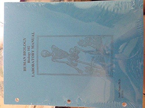 9780744297201: Human Biology Lab Manual