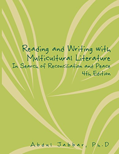 9780744297843: Reading and Writing with Multicultural Literature In Search of Reconciliation and Peace 4th Edition