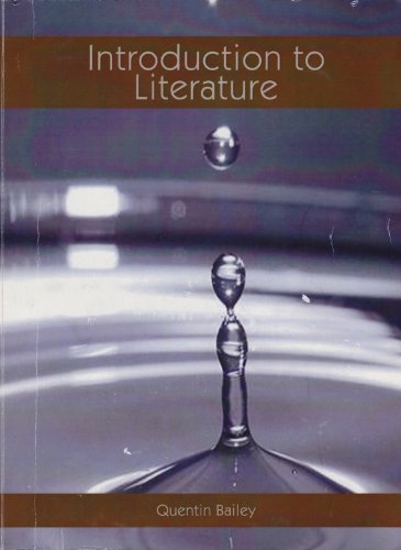 9780744297942: Introduction to Literature (English 220 - Introduction to Literature: Course Reader, San Diego State University)