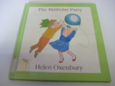 9780744500356: BIRTHDAY PARTY (FIRST PICTURE BOOKS)