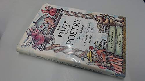 9780744502244: Walker Book Of Poetry For Children