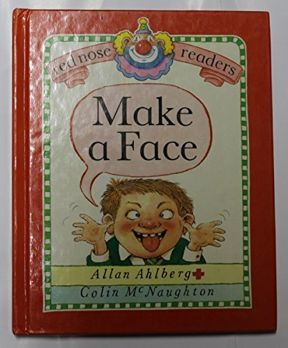 9780744502527: Make a Face (Red Nose Readers)