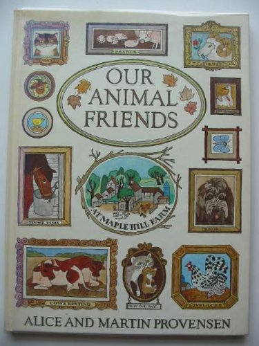 9780744502664: Our Animal Friends at Maple Hill Farm