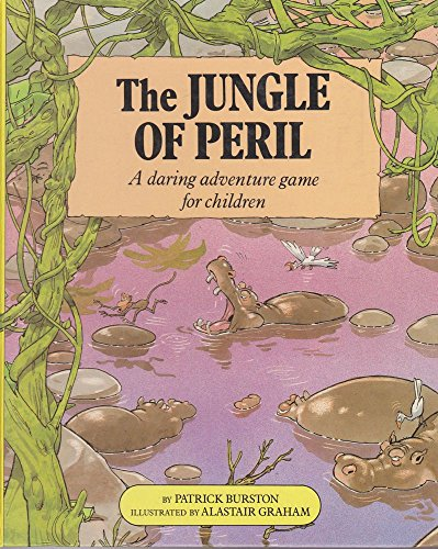 9780744503067: The Jungle of Peril (Which way?)