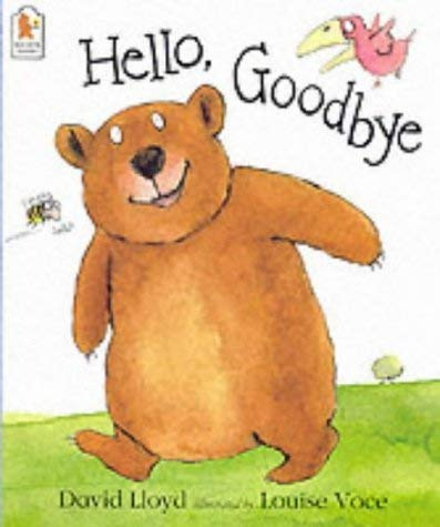 9780744505658: Hello, Goodbye (Fun-to-read Picture Books)