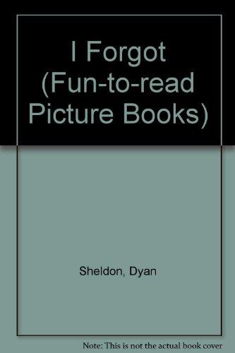 9780744505665: I Forgot (Fun-to-read Picture Books)