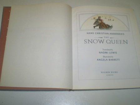 9780744506211: THE SNOW QUEEN.