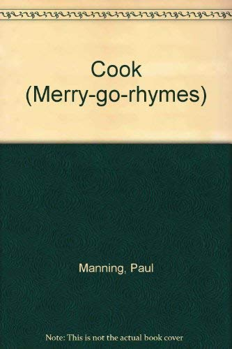 9780744507423: Cook (Merry-go-rhymes)