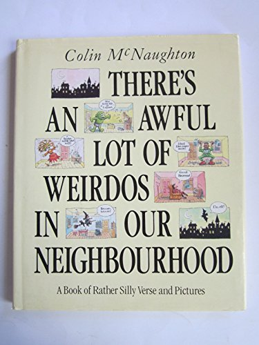 9780744507508: There's An Awful Lot Of Wierdos In Our N