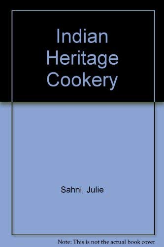 9780744507720: Indian Heritage Cookery