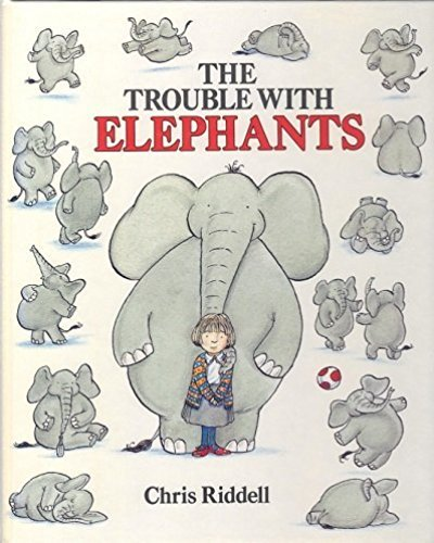 9780744507959: The Trouble with Elephants