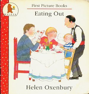 9780744509885: Eating Out (First Picture Books)