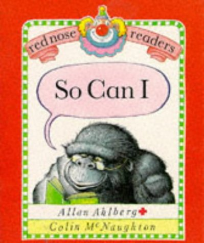 9780744510164: So Can I (Red Nose Readers)