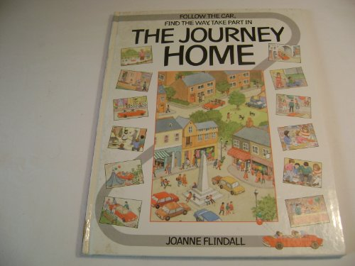 The Journey Home: Joanne Flindall