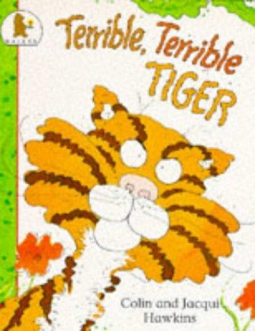 9780744510638: Terrible, Terrible Tiger