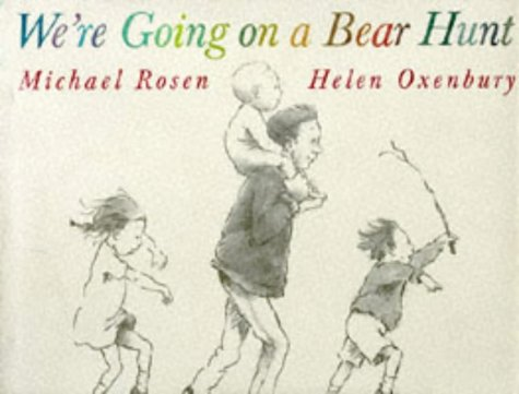 9780744511352: We're Going On A Bear Hunt + Cd