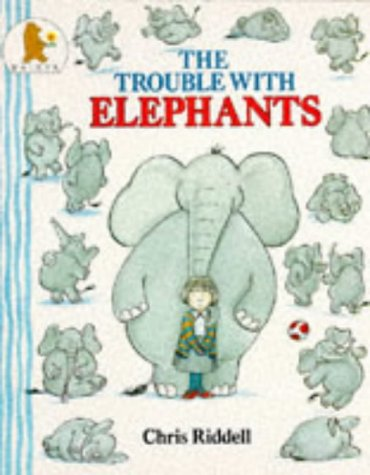 9780744513097: The Trouble with Elephants