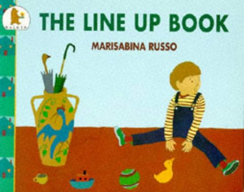 9780744513509: The Line Up Book
