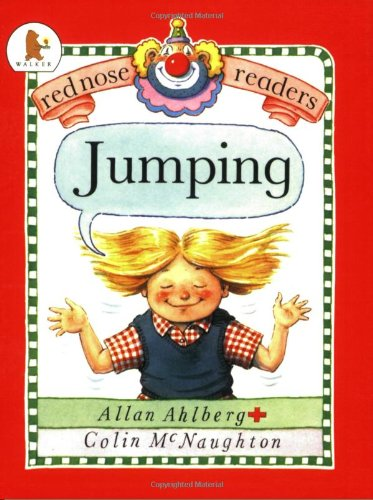 Jumping (Red Nose Readers): Ahlberg, Allan