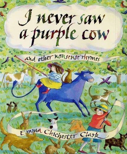 9780744515183: I Never Saw A Purple Cow