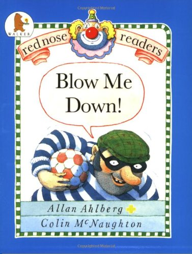 9780744517033: Blow Me Down! (Red Nose Readers)