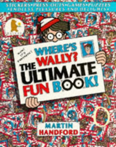 9780744517040: Where's Wally ? Ultimate Fun Book
