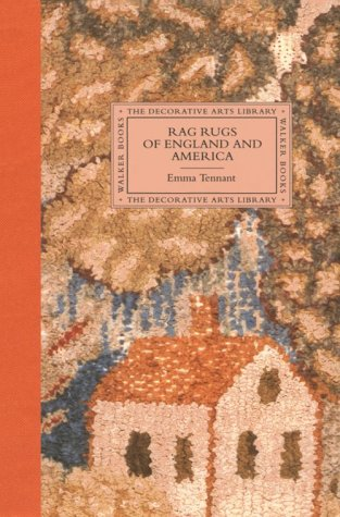 9780744518924: Rag Rugs of England and America (The Decorative Arts Library)