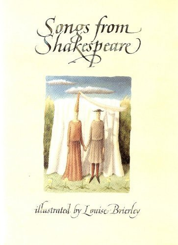 Songs from Shakespeare: Shakespeare, William; Brierley,
