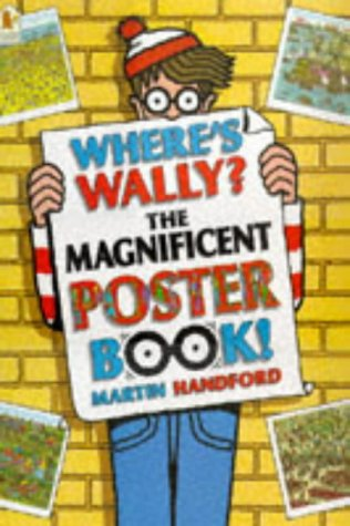 9780744519440: Where's Wally ? Magnificent Poster Book