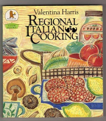 9780744520941: Regional Italian Cooking