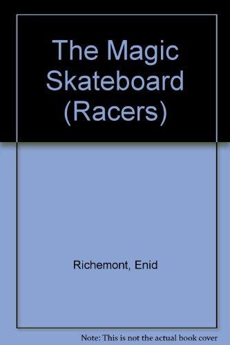 9780744521092: Magic Skateboard (Racers)