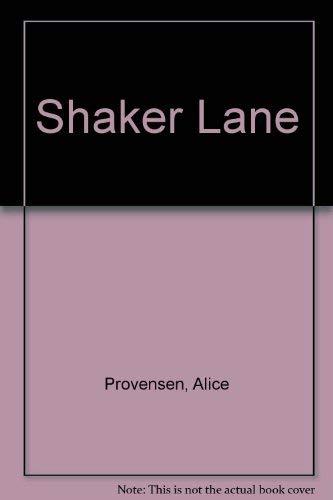 9780744522341: Shaker Lane