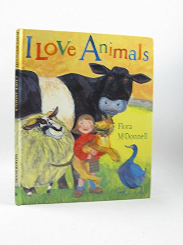 9780744522464: I Love Animals