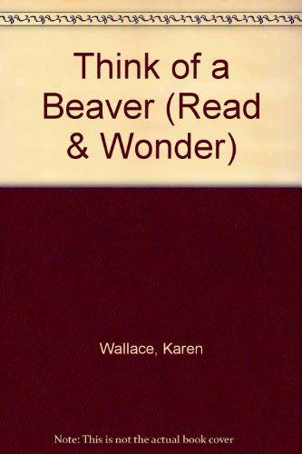 9780744522693: Think of a Beaver