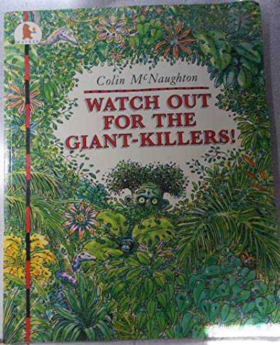 9780744523843: Watch Out For The Giant-Killer